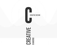 Creative Landing Page Design iii