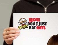 PRINGLES Ad (Concept & Execution)