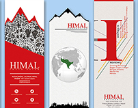 Promotional Designs for Himal Southasian