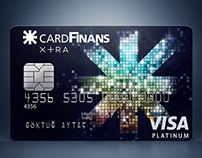 CARDFINANS CREDIT CARD DESIGN