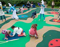 cover design playground for Valio