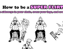 How to be a super flirt