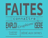 Emploi Graphisme Isère