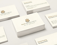 Truney Business Card Design