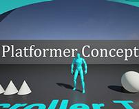 Platformer Concept