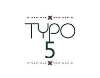 typography 5