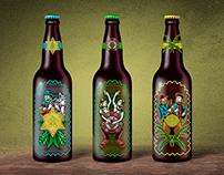 Beer Label Design & Mock-up Design