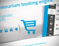 Entourium booking engine