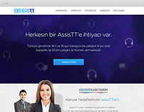 assisTT // New Web Design