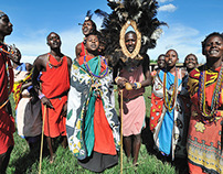 The days of Kenya in Afimoll City