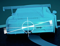 Porsche Driving - Motiongraphics