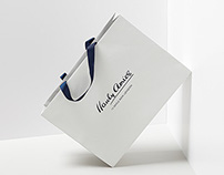 Hardy Amies - Printemps packaging
