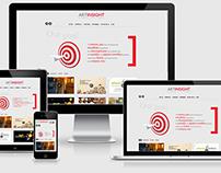 Advertising Company Website