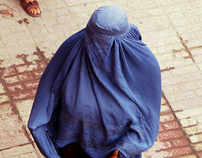 Afghanistan - veiled