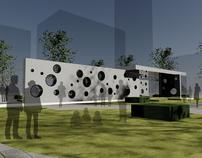 Pabellón Urbano | Urban Pavilion