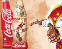 32 diseños para Coca Cola Bicentenario