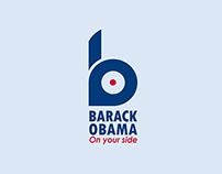 Brand identity // Barack Obama // On your side