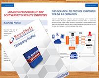 Corporate Brochure - Royalsoft