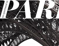 Getaway PARIS
