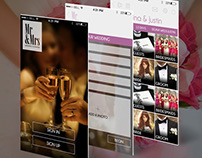 Mr&Mrs Wedding Planner iPhone App