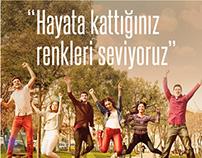 Kadir Has University // 2014