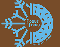 Logo & Identity for doughnut business.