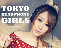 TOKYO HEADPHONE GIRLS
