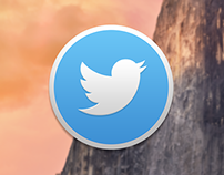 Twitter for OS X Yosemite