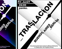 Traslación 1/5 #Cabina #Stream Cities