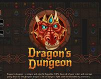 Dragon's Dungeon website