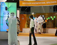 EXPO 2017 Astana | 2014 WFES Abu Dhabi Exhibition Booth