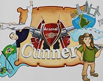 Arsenal Painting