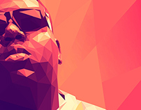 Notorious. Low Poly