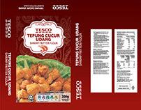 Tesco Standard Packaging Design 2014