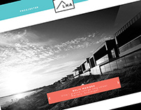 "CORPORATE IDENTITY RE-DESIGN ""LNA"""