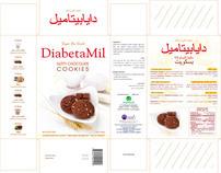 Packaging Diabetamil Arab