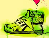 Illustration: Let Ideas Fly