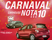 Carnaval Nota 10 - CarHouse Toyota