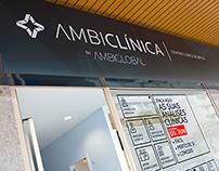 AMBICLINICA by Ambiglobal - Branding & Decoration