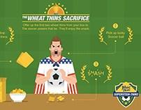 Wheat Thins // Radio
