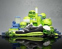 Nike Air Max // Rizon Parein