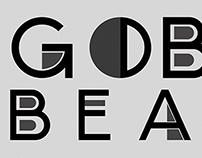 Gobi Bear - Concert Poster