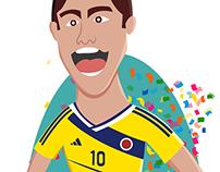 Selección Colombia Tribute