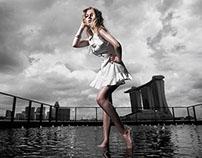 Fashion Design; Femme Dandyism
