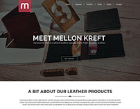 Mellon Kreft Leather Store