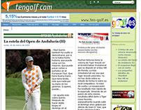 2009- Ten-golf.com