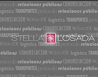 Stella Losada - Business Cards