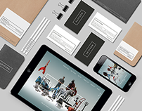 SKYFORM - Visual & Brand identity