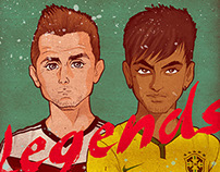 Legends - FIFA World Cup Brasil 2014