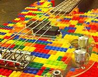 Lego® Lego Bass (Fender® 's Precision Bass® replica)